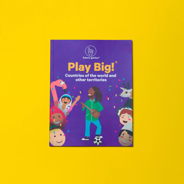 future genius playbig book