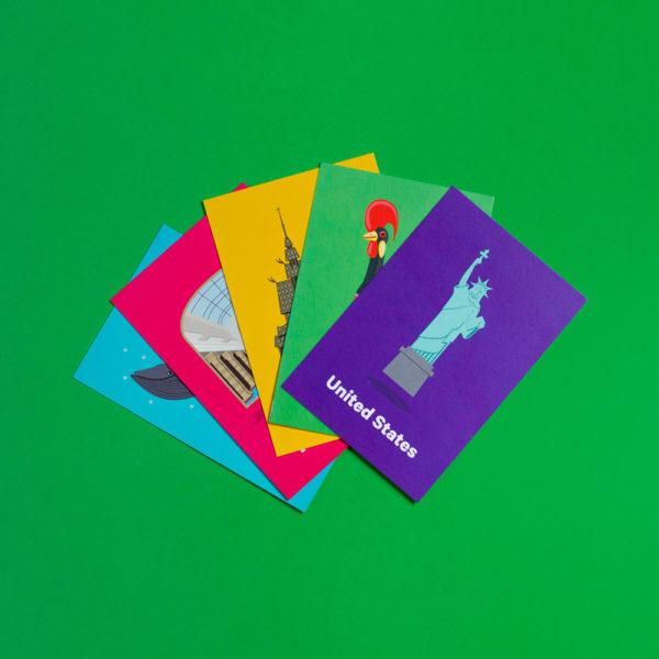 future genius playbig postcards