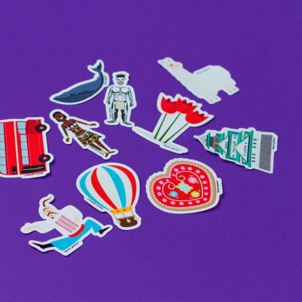 future genius playbig stickers